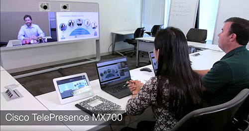 CMR Cisco Telepresence MX700