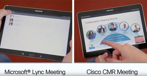 CMR Cisco Microsoft Lync