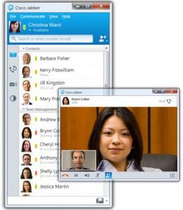 Cisco Jabber pour Windows