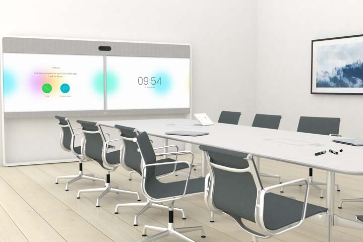 Cisco Spark Room Digital WorkPlace