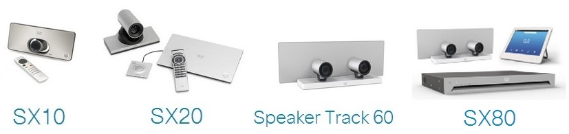 Cisco TelePresence SX Series