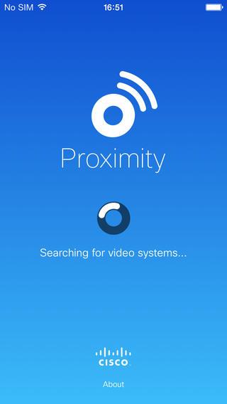 Cisco intelligent Proximity Seaching vidéo