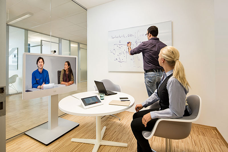 Collaboration Meeting Room - CiscoPowered