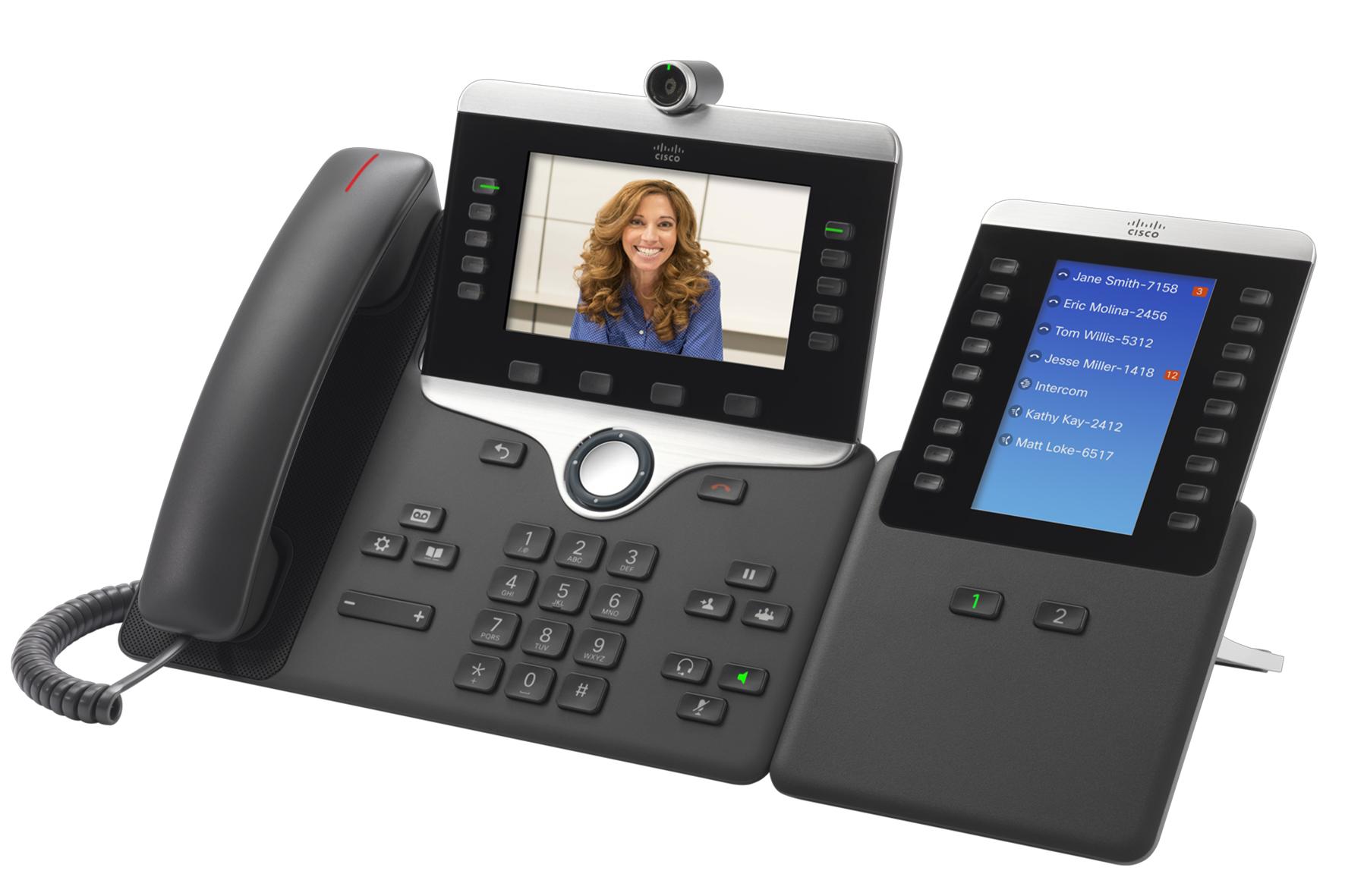 Solutions Cisco de téléphonie IP - Standard téléphonique
