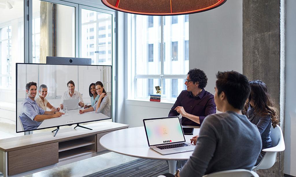 Vidéoconférence et Collaboration as a Service
