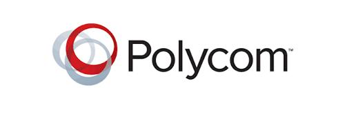 Polycom parmi nos partenaires technologiques