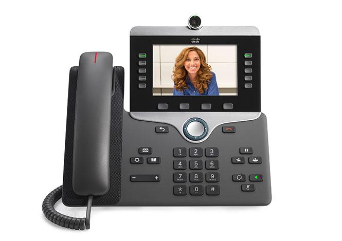 Téléphone IP Cisco