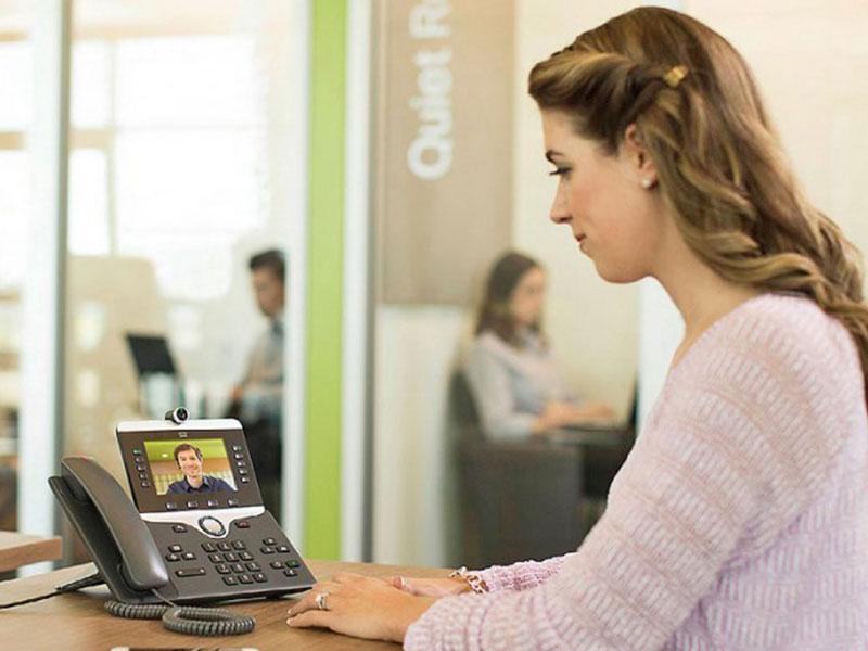 Communication Unifiée et ToIP sur site
