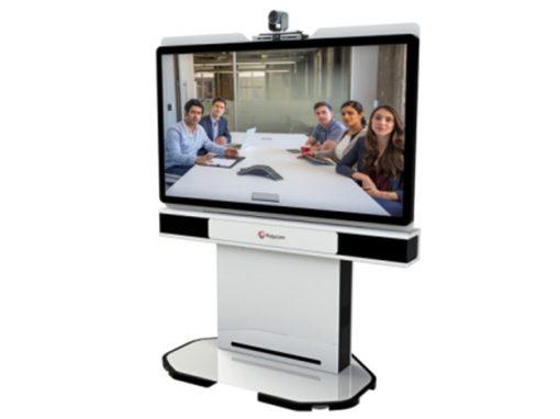 Vidéoconférence Polycom pour salle moyenne
