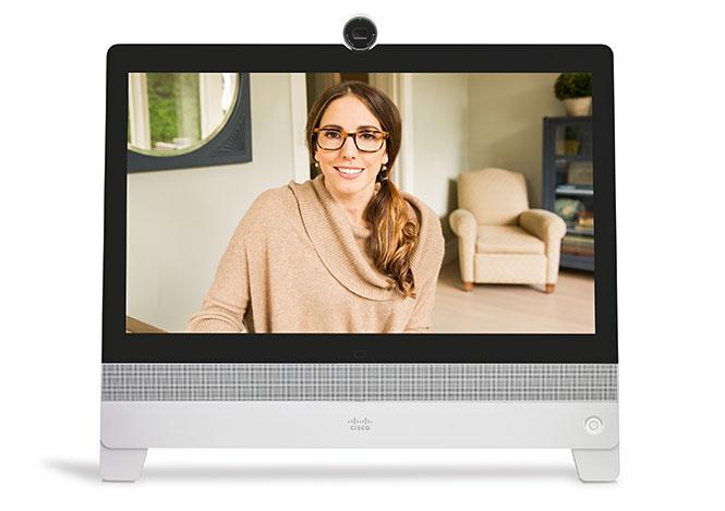 Cisco Personal Videoconferencing