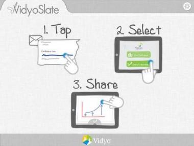 VidyoSlate