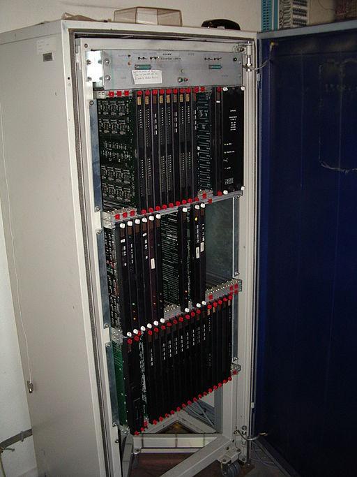 Autocommutateur RTC PABX Matra6500