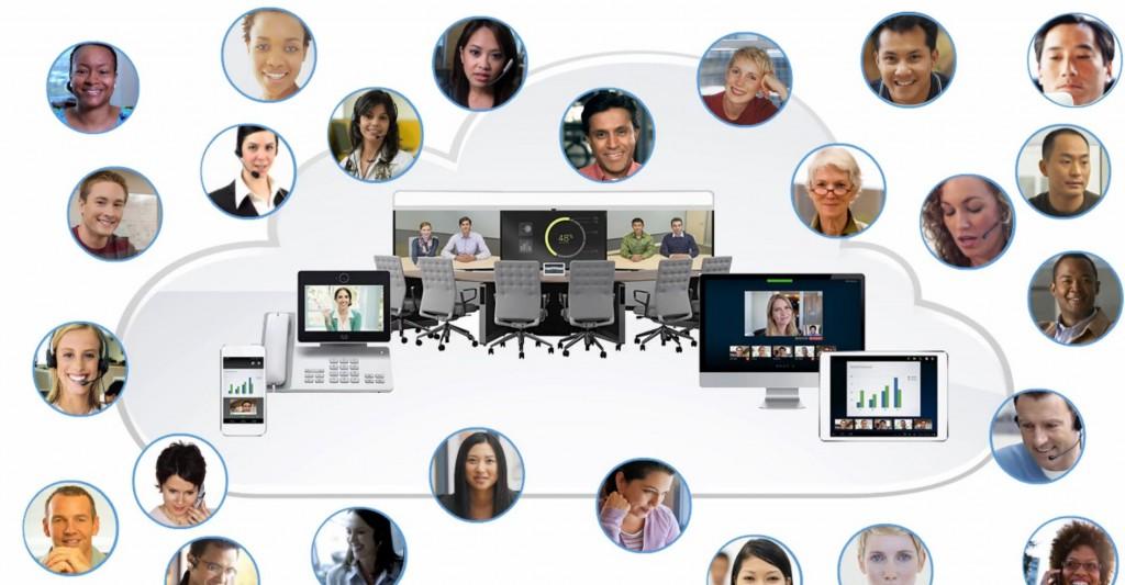 Cisco-cmr cloud: 25 terminaux vidéo peuvent se connecter à la réunion