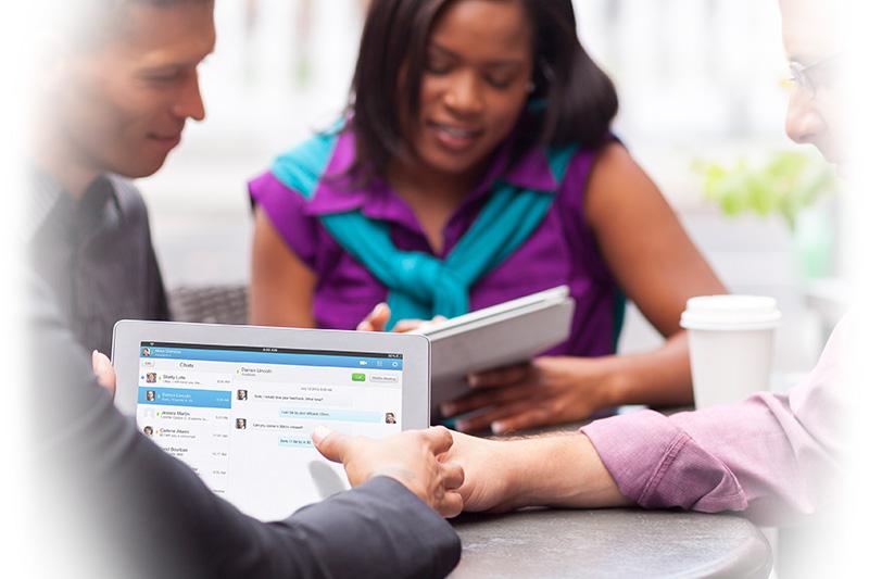 Messagerie instantanée - besoins en Communication Unifiée