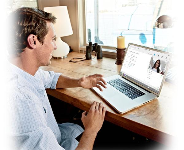 Conférénce CMR avec Collaboration-Meeting-Rooms