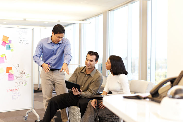 Digital workplace tablette Cisco