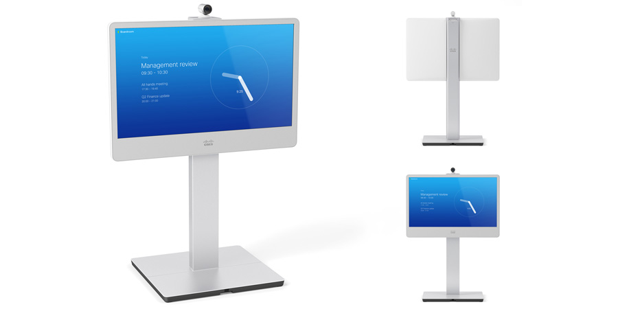 Cisco MX 200 et MX300 G2 telepresence