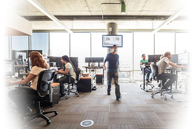 Besoins en Réseau pour Connectivité sans fil et mobilité