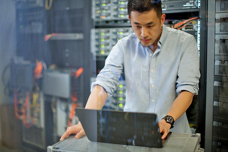 Communications Unifiées et Téléphonie d'entreprise sur site - Services managés