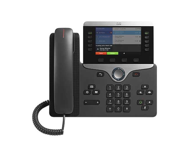 Cisco IP telephones