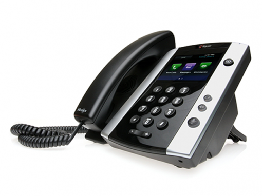 Polycom multimedia telephones
