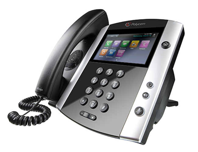 Polycom multimedia telephones