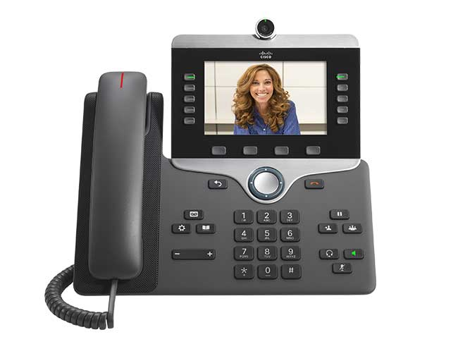 Cisco multimedia telephones