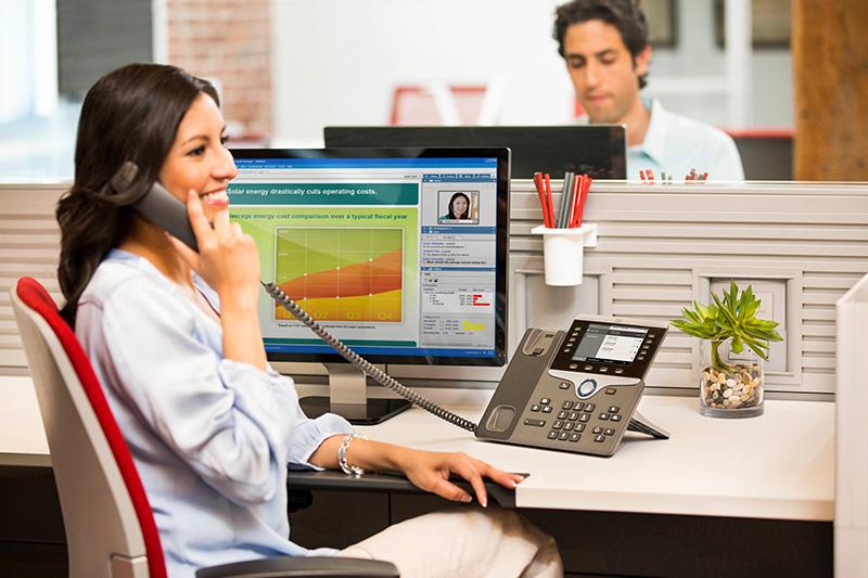 Téléphonie d'Entreprise ToIP