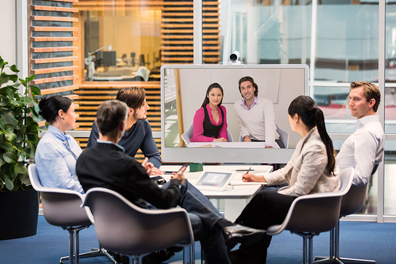 On-premise Videoconferencing & Collaboration by Cisco