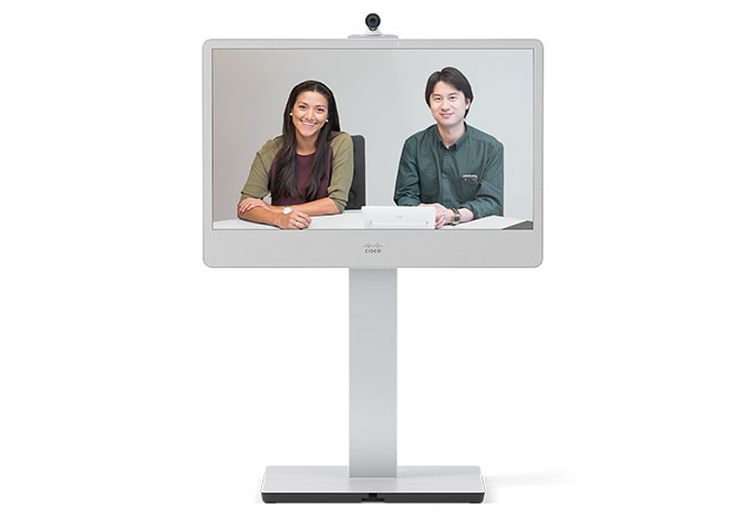 Cisco group videoconferencing for small rooms