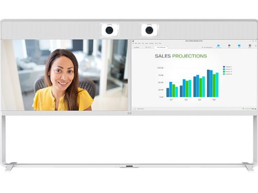 Cisco videoconferencing for large rooms