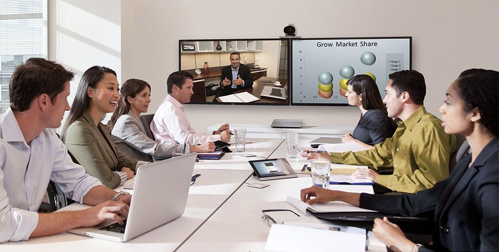 Vidéoconference & Collaboration sur site